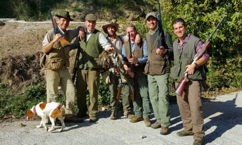 Hunting Spain 5